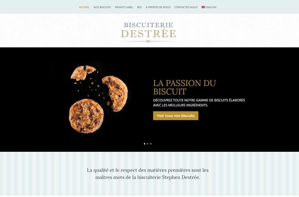 Biscuiterie Destrée