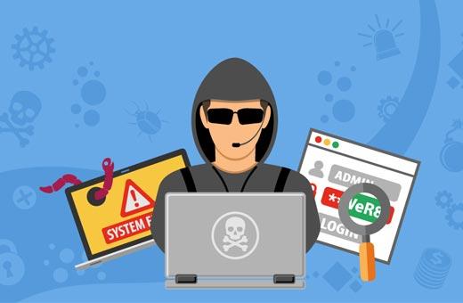 12 signes qui montrent que votre site internet est piraté