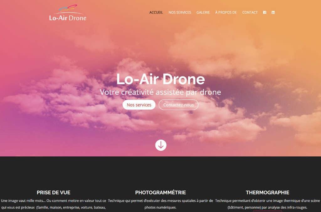 Lo-Air Drone